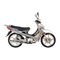 Buy cheap Algeria Disk Brake Future Star 110CC Cub Motorcycle from wholesalers