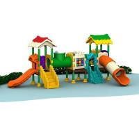 Buy cheap Kids Colorful Happy Outdoor Playground Equipment for Amusement Park from wholesalers