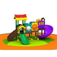 Buy cheap Children safe best discount outdoor playground equipment, customized theme and design from wholesalers