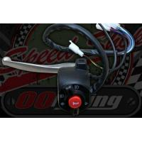Cheap Switch gear. Rotary operation L/H integral clutch lever Start or Horn Lights High Low beam Turn wholesale