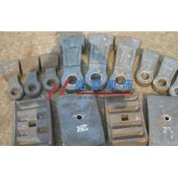 Cheap Engineering parts Stone crushing machinery wear resistant alloy fittings wholesale
