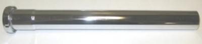 "Quality 1-1/4"" x 12"" Chrome sink tube for sale"