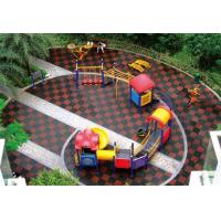 Cheap Outdoor Park Equipment Rubber Flooring for Playground wholesale
