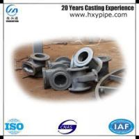 Cheap ISO9001 Ductile Iron Gate Valve Main Body for Water Engineering wholesale