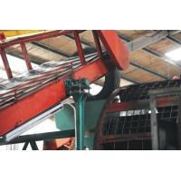 Belt conveyor and primary tire shredder