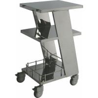 Hospital Stainless Steel Machine Trolley