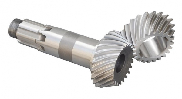Quality Non orthogonal spiral bevel gear for sale