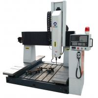 Buy cheap Mltor CNC gantry ring die flange drilling milling machine tool from wholesalers