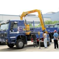 Cheap 4x4 5T Truck Mounted Crane Knuckle Boom wholesale