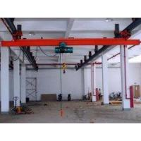 LX type electric single beam suspension crane.