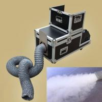 Cheap Switch Control 1800W Water Mist Machine Rental For Stage And Party wholesale