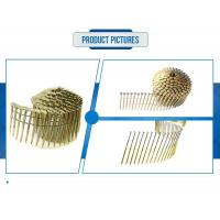 Cheap E.G 1 1/4 coil roofing nails for pallet wholesale