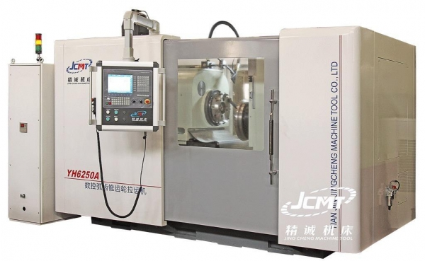 Quality YH6250A YH6250A CNC Spiral Bevel Gear Broaching Machine for sale
