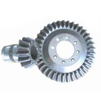 Cheap Machining Spiral bevel gear wholesale