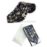 Cheap Chinese Calligraphy Tie wholesale