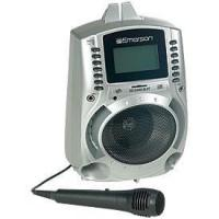 Buy cheap Emerson Portable Karaoke Player from wholesalers