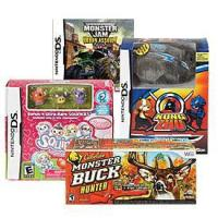 Buy cheap Assorted Video Game Bundles For Wii & Nintendo DS from wholesalers