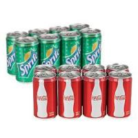 Buy cheap Coca-Cola Mini Cans, 8-Pack from wholesalers