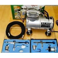 Cheap 2010 MODEL AIRBRUSH KIT COMPLETE WITH COMPRESSOR AS18 81.94 wholesale
