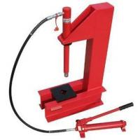 Buy cheap Electric Scissor Jack Bench Top Press with pump from wholesalers