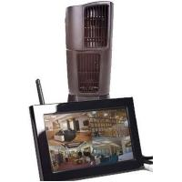 Cheap Wireless Night Vision Oscillating Fan Hidden Camera w/ Quad LCD Receiver wholesale