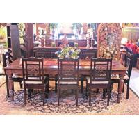 China Large Dining Room in Sheesham Wood on sale