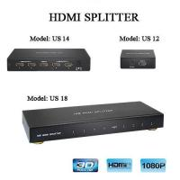 Cheap HDMI Splitter  Splitting Source Device to Multiple Displays wholesale