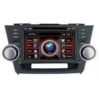 Car DVD Player for Toyota Highlander with GPS Radio Bluetooth 8711