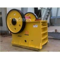 Compound Pendulum Jaw Crusher
