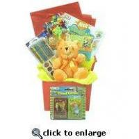Cheap Get Well Gift Basket for Kids | Get well gift with reading material | Get well gift children wholesale