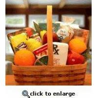 Cheap RX To Get Well Gift Basket with fruit for A Sick Friend wholesale
