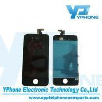 Cheap Black, White Original 960x640 Pixel LCD Screen Assembly LCD Screen Digitizer For IPhone 4g wholesale