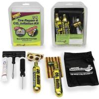 Cheap Genuine Innovations Street Bike Tire Repair And Inflation Kit-- wholesale