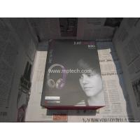 Buy cheap Justbeats solo Justin Bieber headphone with controltalk from monsters purple from wholesalers