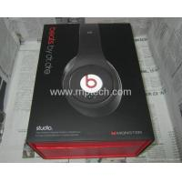 Buy cheap Beats by dr dre studio headphone from monster from wholesalers