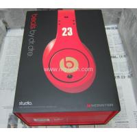Buy cheap Monster Beats by Dr Dre Studio 23 Lebron James Limited Edition Headphones from wholesalers