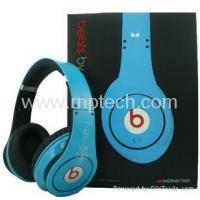 Buy cheap Blue Monster beats by dr dre studio headphone (Grade B) from wholesalers