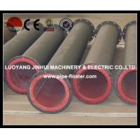 Rubber Lined Pipe Desulfurization pipe for power plant