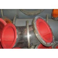 Best-abrasive Rubber Lining Steel Pipe