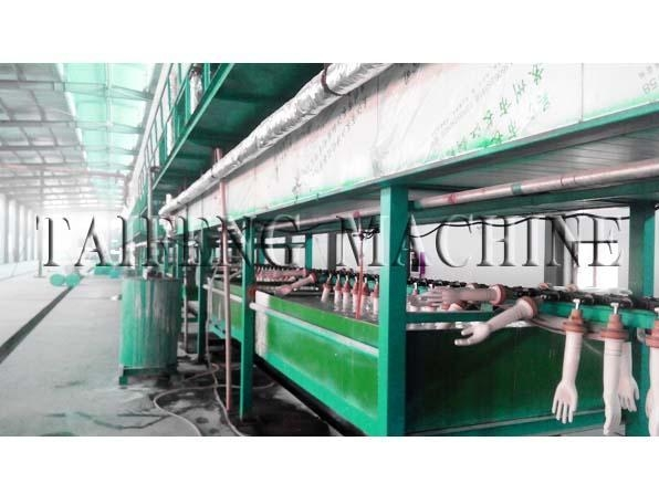 Nitrile Gloves Dipping Machines Factories Of Qztfkj