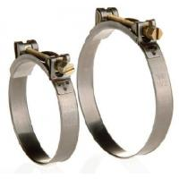 China Narrow Type Heavy Duty Hose Clamps (14 mm) on sale