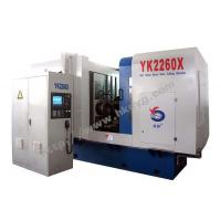 China Bevel Gear Milling machine YK2260X Milling Machine (CNC Spiral Bevel Gear Milling Machine) on sale