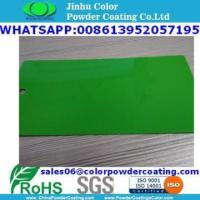 RAL6018 powder coating