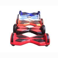 Cheap Self Balancing Scooter 6.5 inch Electric Self Balancing Scooter with LED light and bluetooth speaker wholesale