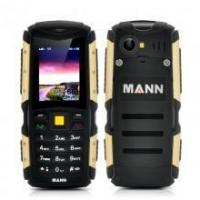 Cheap Cell Phones MANN ZUG S Rugged Phone (Gold) wholesale
