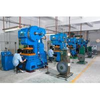 High-speed stamping area