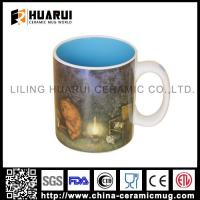 Cheap ceramic mug for company Promotion gift - HR2113096 wholesale