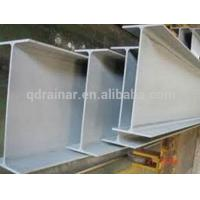 Cheap steel structure coated painting welded H beam for steel structure wholesale