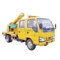 Cheap Allround Guardrail Repair Equipment Truck-mounted Highway Guardrail Pile Driver wholesale