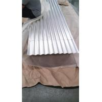 Cheap Corrugated galvalume roofing sheet wholesale